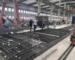 大连钢模板的技术要求之组合焊接