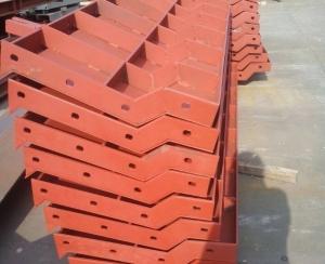 天津防撞墙钢模板