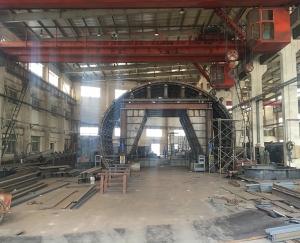 天津隧道衬砌台车