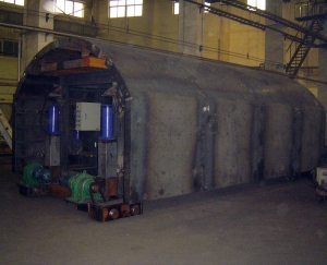 大连隧道台车