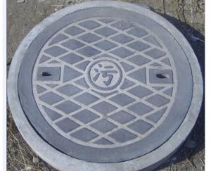 圆形污水井盖
