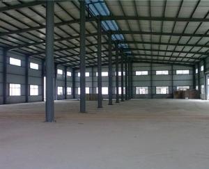 青岛钢结构厂房